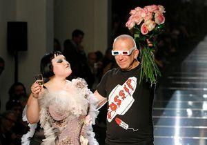 Jean Paul Gaultier dessinera la robe de mariée de Beth Ditto !