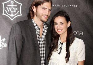 La fille d'Ashton Kutcher réconcilie son père et Demi Moore