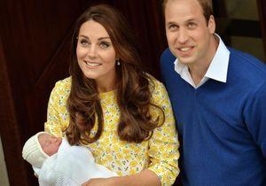 La fille de Kate Middleton a déjà un timbre à son effigie