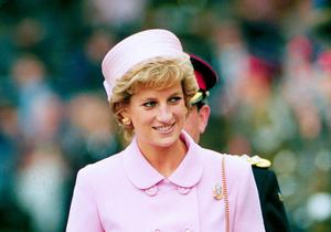Lady Diana, éternelle icône