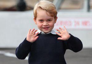 Le prince George fête ses 4 ans : les clichés les plus craquants du futur roi