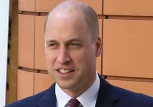 Le prince William le crâne rasé assume enfin sa calvitie