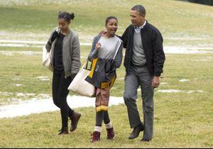 Malia Obama a participé à son premier bal de promo