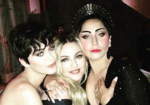 Met Ball 2015 : Madonna et Lady Gaga se réconcilient