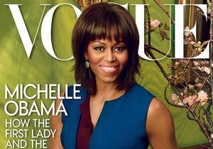 Michelle Obama, son interview de mère stressée