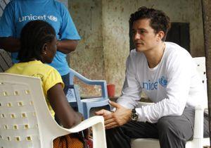 Orlando Bloom au Liberia pour lutter contre Ebola