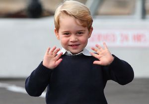 Prince George : les plus belles photos du royal baby