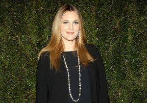 Le look du jour : Drew Barrymore en Chanel et Isabel Marant