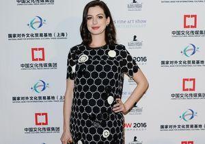 Anne Hathaway enceinte: ses plus beaux looks de grossesse