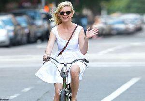 Les stars roulent à vélos !