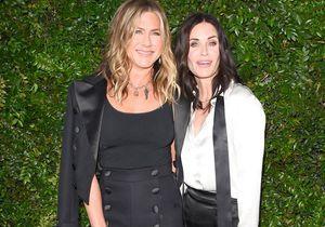 Jennifer Aniston et Courteney Cox, réunion de Friends à un dîner Chanel !
