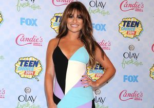 Lea Michele, sexy et triomphante aux Teen Choice Awards 2014