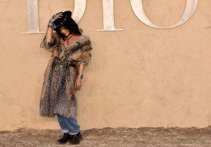 Johnny Hallyday, Rihanna, Demi Moore : Retour dans le Far West pour le défilé Dior Croisière !