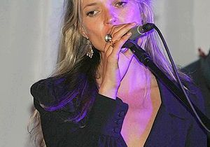 Kate Moss bientôt rock star ?