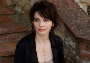 Cannes : Juliette Binoche, prix d'interprétation féminine