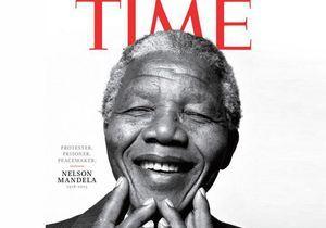 Adieu Nelson Mandela: les 15 Unes les plus marquantes