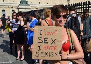 Marche des Salopes : les Parisiennes défilent contre le sexisme