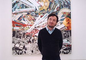Emmanuel Perrotin, galeriste