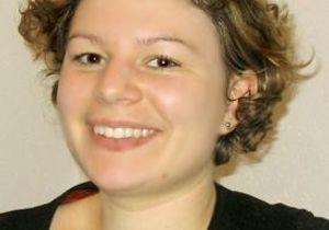 Estelle, jeune diplômée