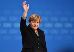 Angela Merkel continuera d'accueillir des réfugiés