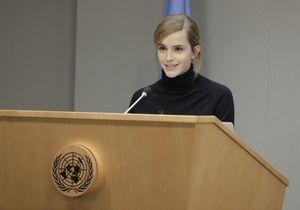 Emma Watson : son discours enthousiaste pour plus d'égalité dans les facs