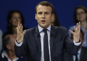 Emmanuel Macron : le seigneur des anneaux ?