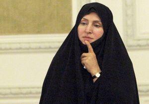 En Iran, un poste clé confié à une femme