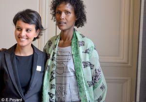 Excision : rencontre entre Waris Dirie et Najat Belkacem
