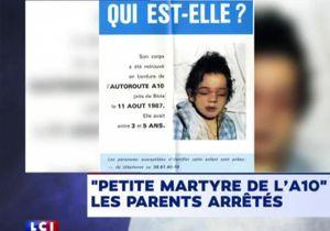 Grâce à l'ADN, la petite fille surnommée « la martyre de l'A10 » a enfin une identité 31 ans après sa mort