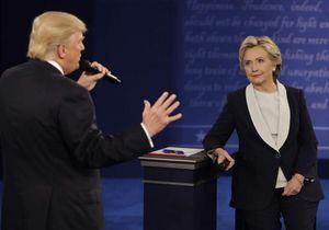 Hillary Clinton et Donald Trump : le sexisme au cœur du 2e débat à la présidentielle
