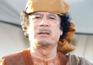Kadhafi utiliserait le viol comme arme de guerre