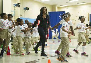 Michelle Obama : sa mobilisation contre l'obésité a payé