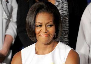 Michelle Obama : une loi contre l'obésité infantile ?