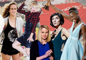 Nos 50 femmes de l'année 2014