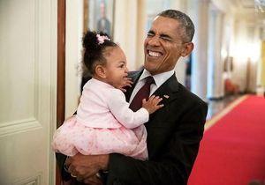 #ObamaAndKids : le hashtag qui devrait vous faire craquer