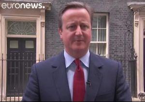 #PrêtàLiker : David Cameron, une démission déjà culte