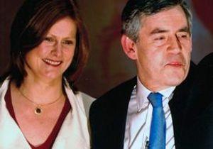 Sarah Brown : la nouvelle Chérie des Anglais
