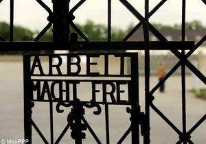 Un puzzle représentant le camp de Dachau fait scandale