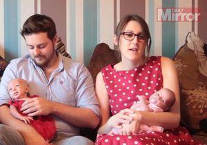 Une femme sans appareil reproductif donne naissance à des jumeaux