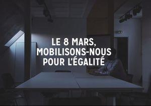 Vous faites quoi le #8mars15h40 ? La grève pour l'égalité !