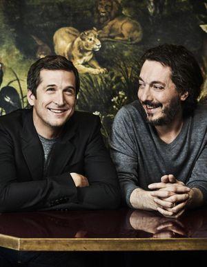 « Cézanne et moi : entretien croisé avec Guillaume Canet et Guillaume Gallienne