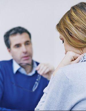 """""""J'ai craqué pour notre thérapeute"""""""