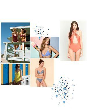 #MaMorpho : 15 maillots de bain qui flattent les silhouettes en O