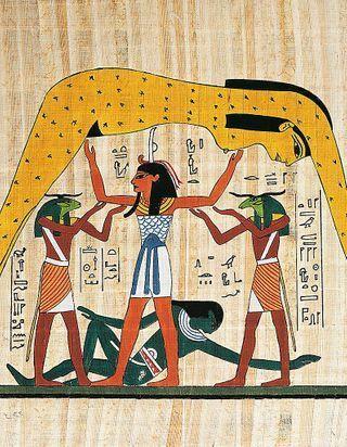 Notre sélection de prénoms de la mythologie égyptienne