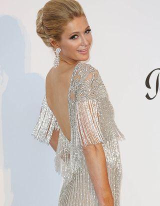 Paris Hilton n'est plus blonde !