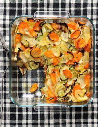 Idées de gratins pour recycler ses légumes