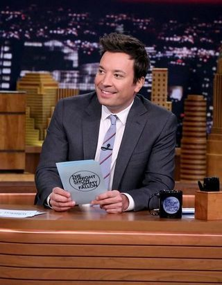Quand Jimmy Fallon se moque – gentiment – d'un chanteur français