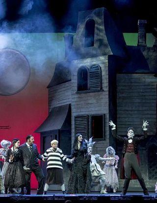 La Famille Addams : un spectacle musical à faire mourir de rire