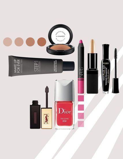 La trousse de maquillage idéale des beautés noires et métisses