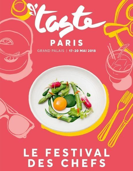 Save the date : Le festival Taste Of Paris